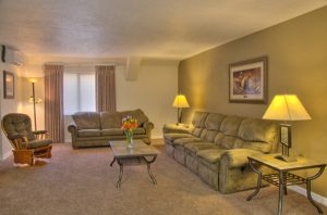 McAleese Suite Living Room
