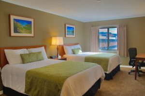 Gregson Suite Double Queen Bedroom at Fairmont Hot Springs Resort