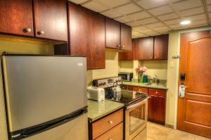 Montana Suite Kitchen