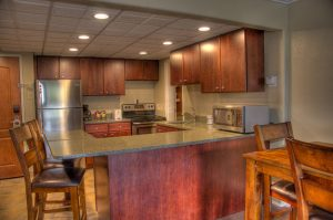 One Room Suite Kitchen