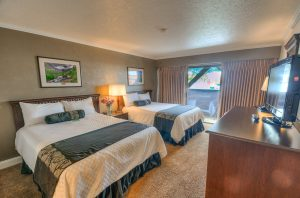 Wilder Suite Bedroom