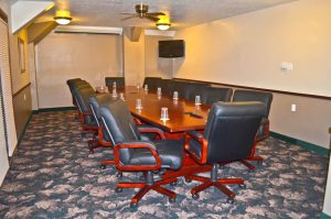 The Boardroom Meeting Room