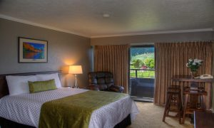 Studio Bedroom at Fairmont Hot Springs Resort