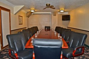 Board Room at Fairmont