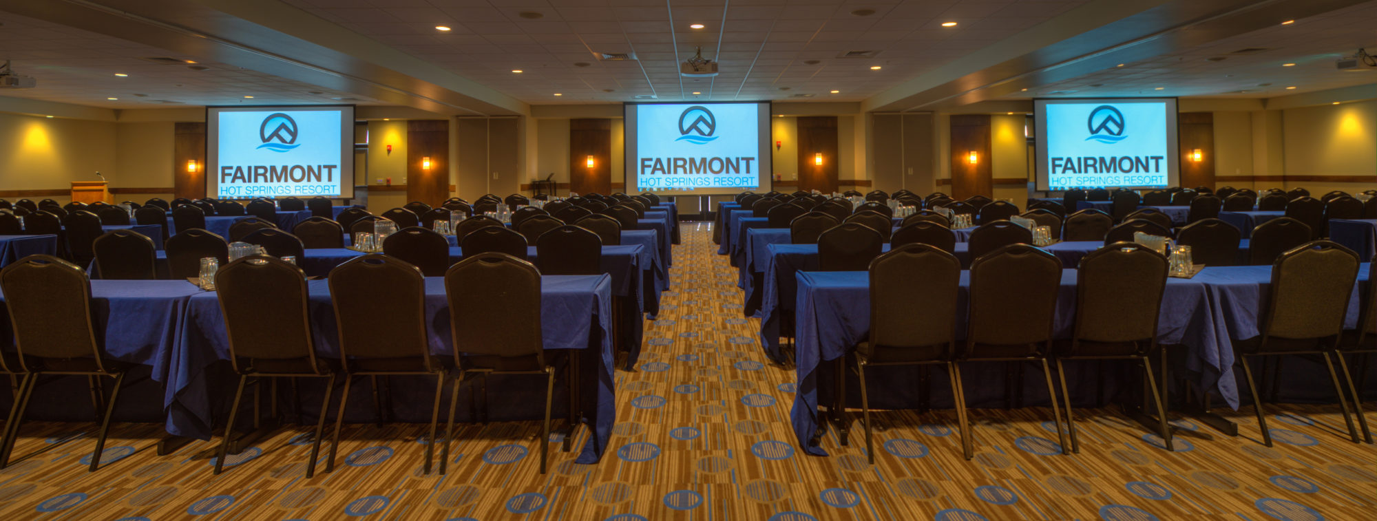 Meetings, Conferences and Events at the Fairmont Hot Springs Resort