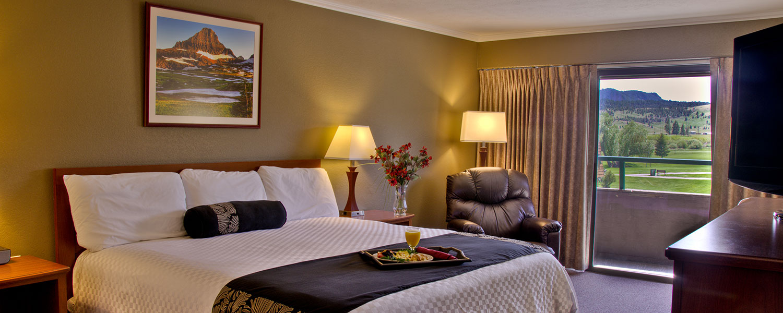 Rooms - Fairmont Hot Springs Resort