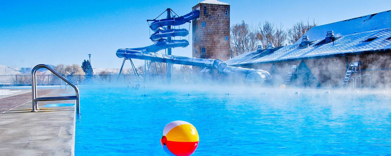 Fairmont Hot Springs Montana Spa