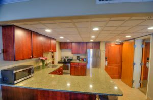 Wilder Suite Kitchen