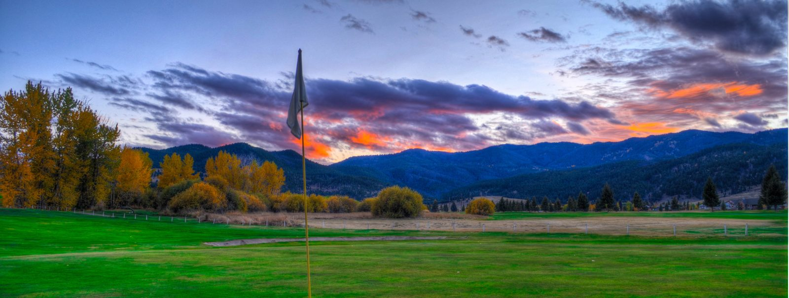 Golf at Fairmont Hot Springs Resort